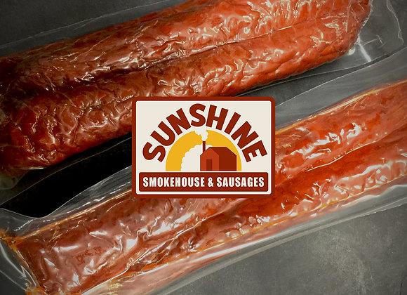 Pork Dried Chorizo Sartas Link Murvest