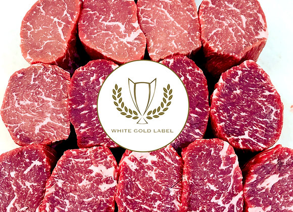 8oz Filet Mignon, Prime White Gold Label