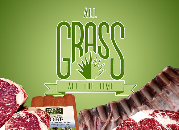 All Grass All the Time