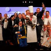 SVERIGE VINNER GULD I CULINARY WORLD CUP