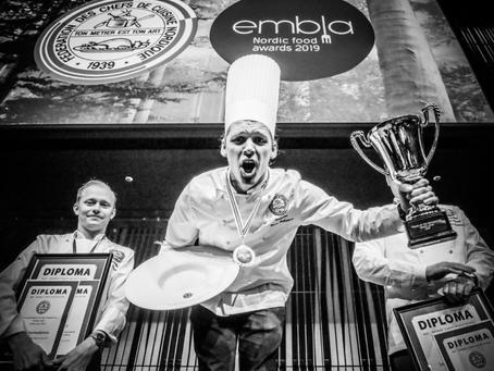 Sverige är nordiska mästare i matlagning för femte året i rad
