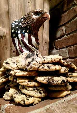 Cody Cookie, Cody Putman, military, nonprofit, cookie, homemade, care package