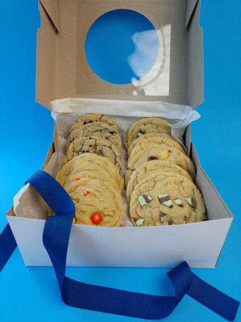 Gift Box of 12 Cookies