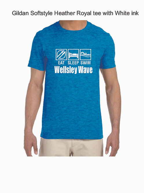 2017 Wellsley Wave Adult/Youth T-shirt