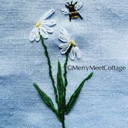 Daisies & Bees