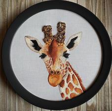 Hubert the Giraffe