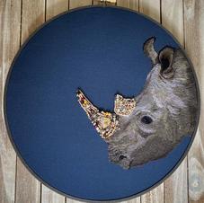 The Ravishing Rhino