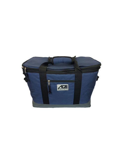 AO Collapsible Basket - Navy