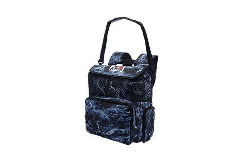 18 Pack Mossy Oak Fishing Bluefin Backpack Cooler
