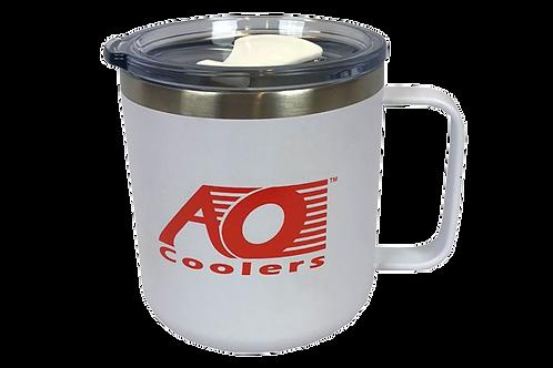 AO Insulated Mug (White)