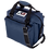 Thumbnail: 12 Pack Deluxe Canvas Cooler (Navy)