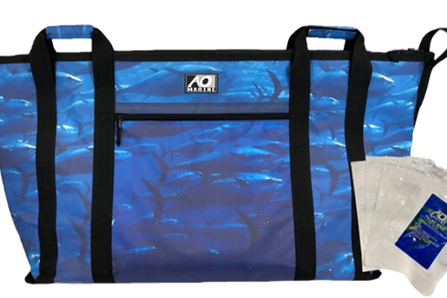 4 Foot Insulated Fish Bag