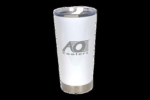 AO Travel Tumbler (White)