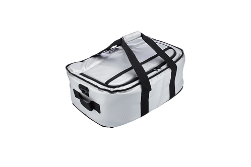 38 Pack Carbon Stow-N-Go (Silver)