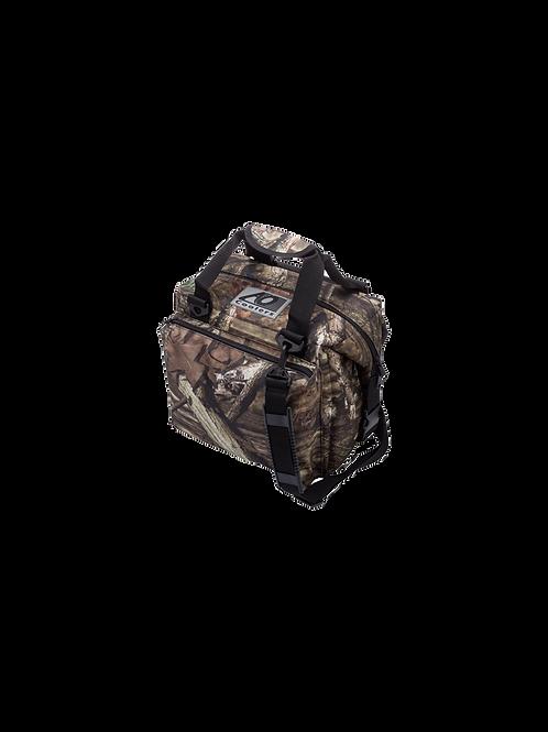 12 Pack Mossy Oak Deluxe Cooler