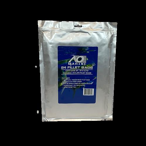 24 Pack AO Fillet Bags