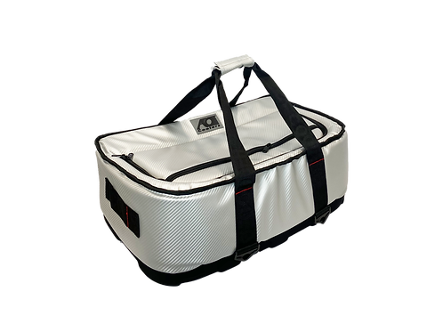 38 Pack Carbon Stow-N-Go HD Silver