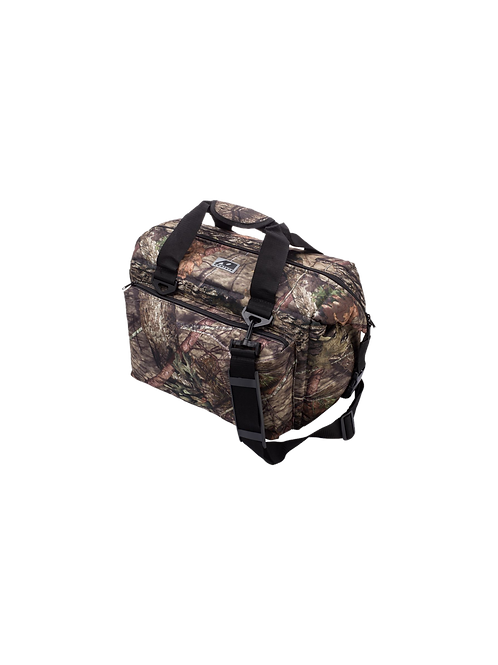 24 Pack Mossy Oak Deluxe Cooler