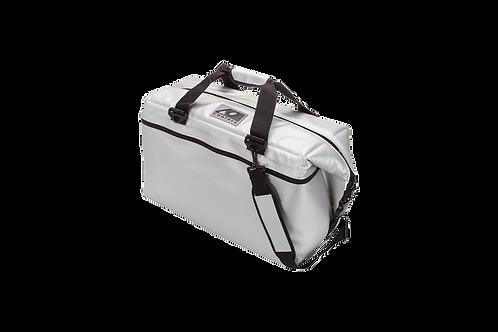 36 Pack Carbon Cooler (Silver)