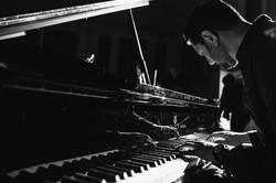 solo in the studio