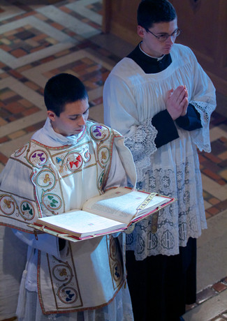 Taking of the Cassock STAS February 2nd