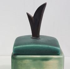 Green little box