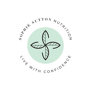 Sophie Sutton Nutrition Live With Confidence