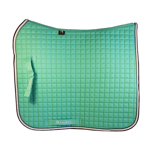 Peppermint Free Rein Dressage Saddle Pad