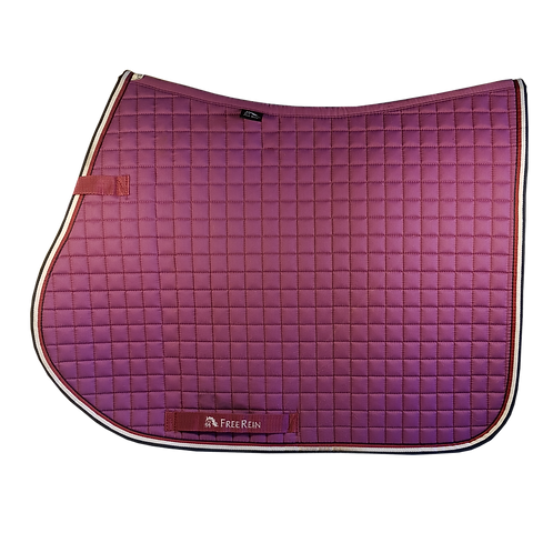 Berry Free Rein GP Saddle Pad