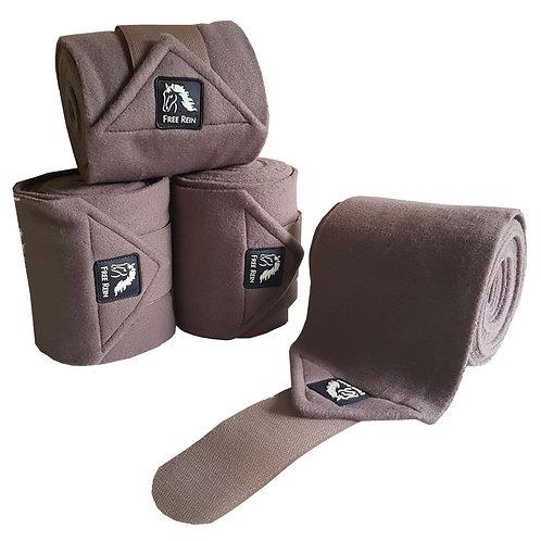 Harvest Gold Free Rein Fleece Bandages