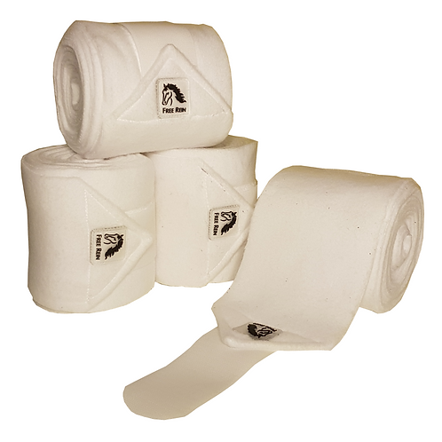 Diamond Free Rein Fleece Bandages