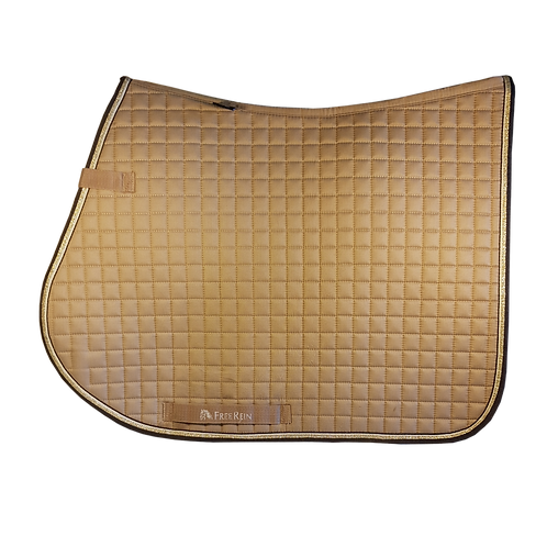 Harvest Gold Free Rein GP Saddle Pad