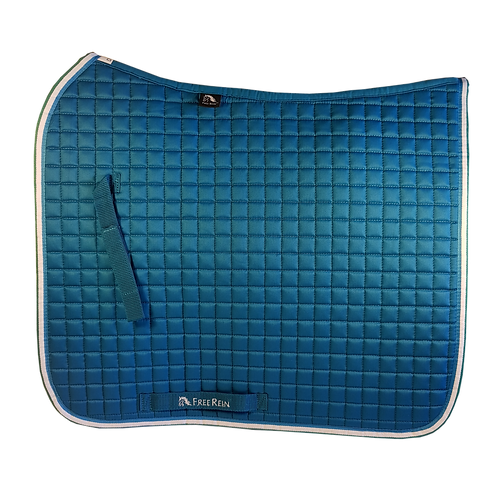 Kingfisher Free Rein Dressage Saddle Pad
