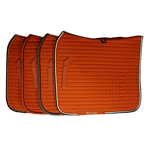 Amber Free Rein Dressage Saddle Pad