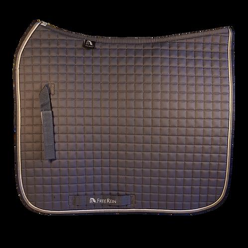 Graphite Free Rein Dressage Saddle Pad