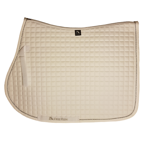 Diamond Free Rein GP Saddle Pad