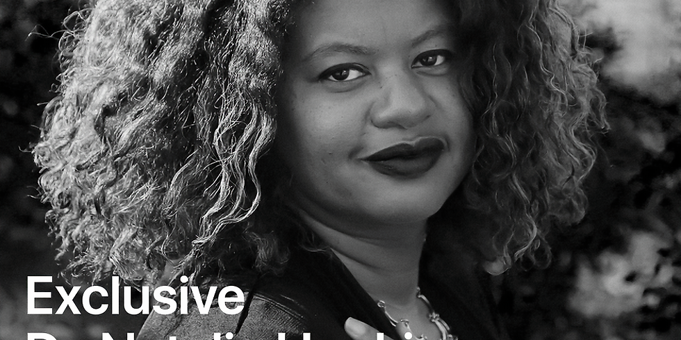 Exclusive: Go-Go Music Advocacy with Dr. Natalie Hopkinson