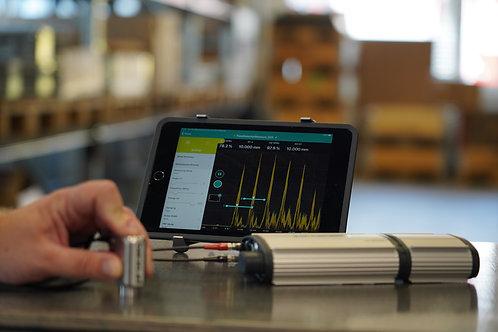 Proceq UT8000 ultralydapparat m/ iPad