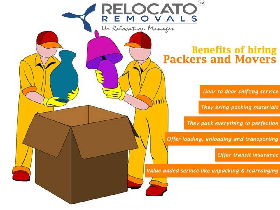 Benefits of Hiring Professional Packers and Movers