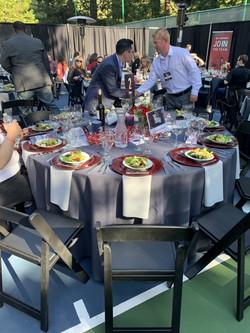 Washington State Alumni Dinner