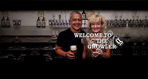 welcome to the growler ruggie and carole