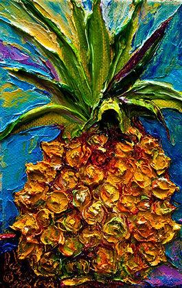 Paris' Pineapple
