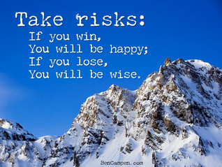 The Risk and the Reward