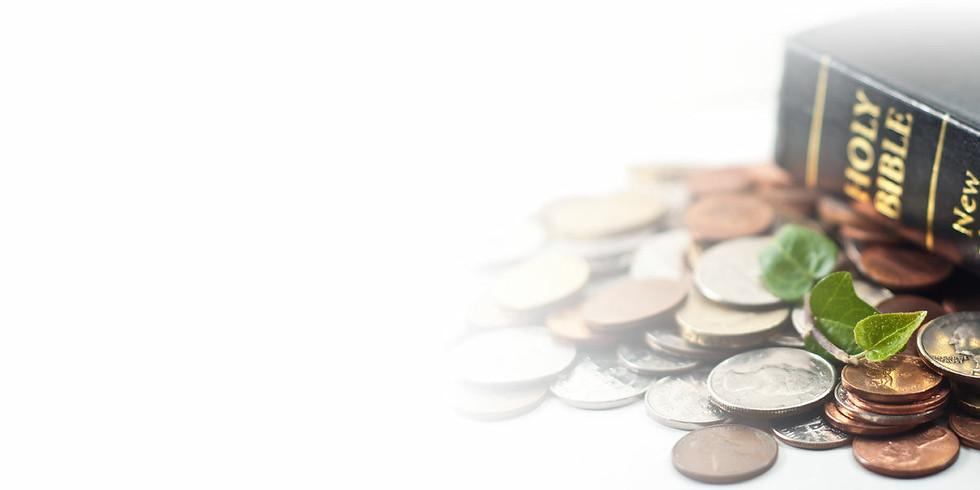 """Kurs: """"Der biblische Umgang mit Geld"""" (B10)"""