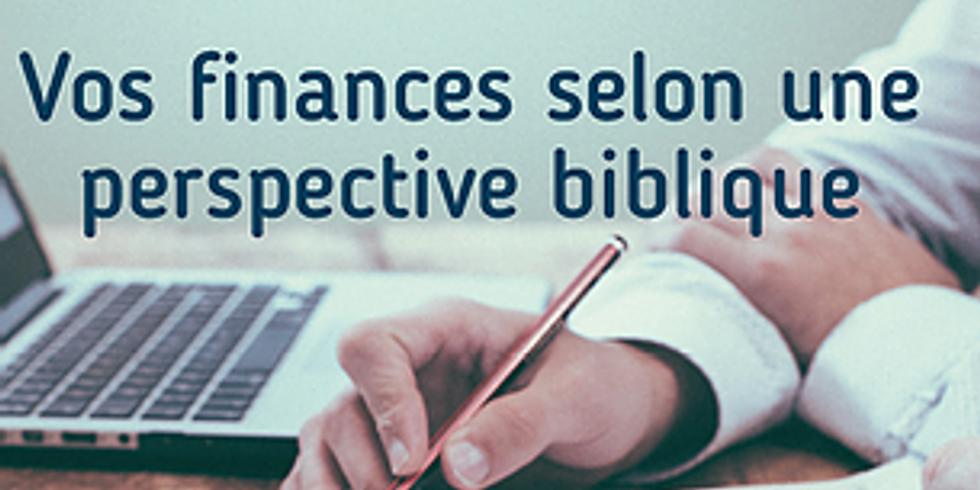 """Atelier """"Vos finanziert Selon la Perspective Biblique"""" (B8)"""