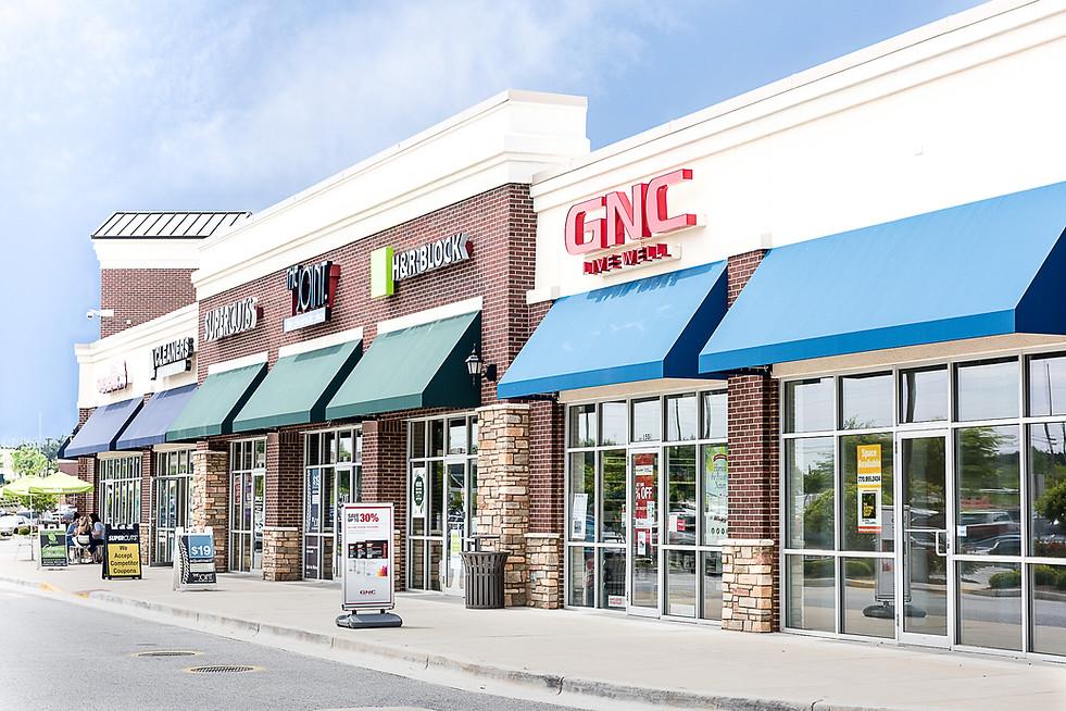 Dacula Market, Dacula, GA (Atlanta, GA) 24,140 SF
