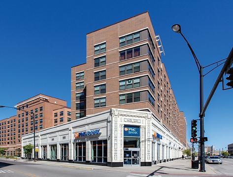 Wilson Yards, Chicago, IL
