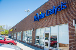 24th and Pulaski  Advanced Auto Davita Dialysis Center