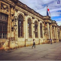 Hotel de Ville - Bordeaux