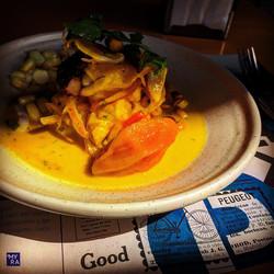 Mixed fish ceviche